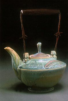 *Ceramic Teapot by Larry Spears