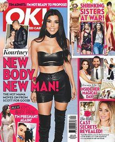 #OK #magazines #covers #June #2016 #Celebrity