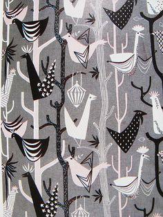 50's fabric design | Flickr: Intercambio de fotos