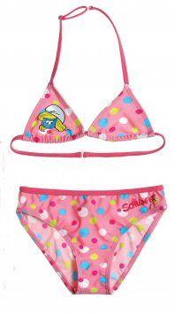Schlumpfine Bikini -gepunktet- - happy-e-shopping