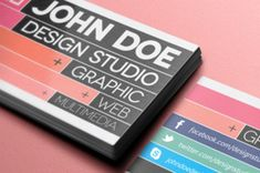 A great creative business card  template, ideal to present your service with a modern and fresh outlook.  You can...