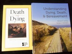 Understanding Dying Death and Bereavement & Death and Dying #Textbook