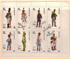uniforms stamps - Buscar con Google