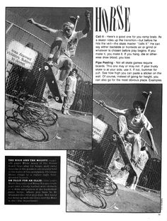 Natas - Gonz - Thrasher Magazine - May 1987