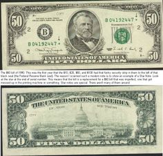1917 One Dollar 1 Bill United States Legal Tender Large Note Red ...