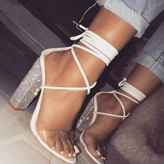 - Women shoes Wedges Stilettos - Women shoes High Heels Classy Zapatos - - Women shoes Wedges The Dress High Heels Boots, Lace Up High Heels, Platform High Heels, Womens High Heels, Clear High Heels, High Shoes, White High Heels, Heel Boots, Ankle Booties