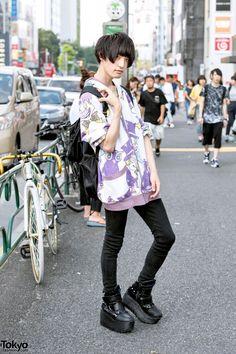 Milkboy x Monomania Harajuku Street Style