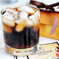 GODIVA CHOCOLATE Cocktail