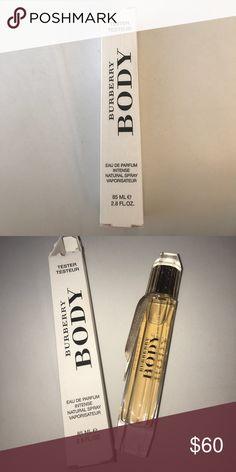 Burberry Body Eau de Parfum Burberry Body Eau De Parfum Intense! 85ml 2.8oz Burberry Makeup