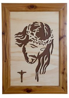 Wooden Cross Patterns Free | Jesus for local church. - Scroll Saw Woodworking & Crafts Message ...