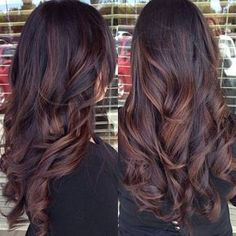 Where Can I Get Balayage Hair Color In Delhi India. What Is Balayage How Is It Done? What Is Balayage Hair Coloring Latest Hair Coloring Trends. Difference Between Balayage And Ombre Hair Color. Hair Color And Cut, Hair Color Dark, Color Blue, Indian Hair Color, Winter Hair Colour, Ombre Colour, Color Mix, Gold Colour, Color Combos