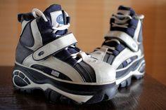 c3e31e69b04 Buffalo platform shoes Goth Platform Boots