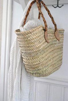 so simple -basket love via citified blogspot