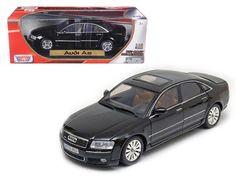 2004 Audi A8 1:18 Diecast Car Model by Motormax