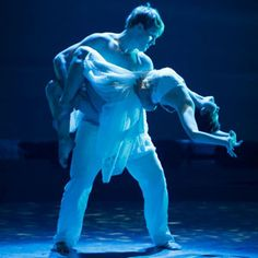Breathtaking performance - Season 8, Melanie Moore & Neil Haskell, choreography by Mandy Moore, Music: Total Eclipse of the Heart, Bonnie Tyler.