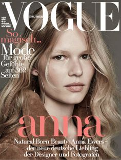 Look at Vogue März 2015 on Vogue Magazin (D)