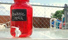 bubble refill