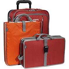 eBags TLS Vertical Mobile Office  Get this product today at travelwitheaseonline.com