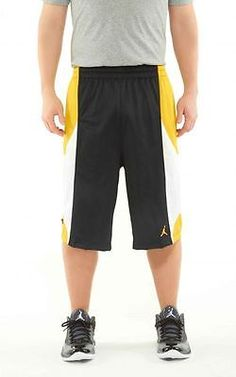 JORDAN DURASHEEN SHORT MENS  Mens Active Shorts 404309-025 BLACK  SZ-XL