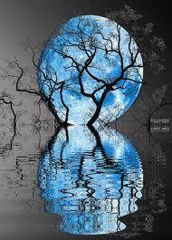 ✮ Blue moon