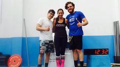 Gracias por la visita @POD_PaleoofDay #asesoriaPOD #comunidad #crossfitters #entrenamiento #fitness #AquilesFT