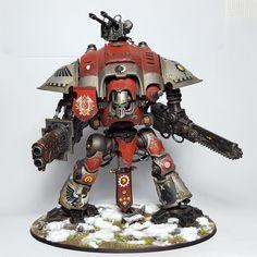 Taranis knights - Forum - DakkaDakka | One Snotling on the Pump Wagon of the internet. Imperial Knight, Warhammer 40k, Knights, Pump, Internet, Mini, Pintura, Knight, Warhammer 40000