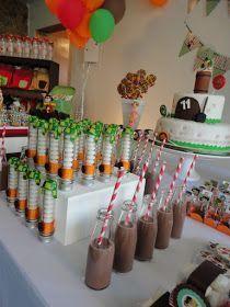 Minha mãe festeira: Festa Tema Chaves - Inspire a sua festa