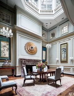 10 New York City Townhouses That Blend History and Modern Style Photos | Architectural Digest