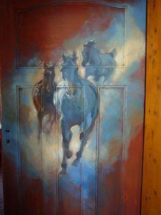 """"""" The door"""""""
