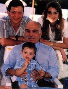 Early years ... Jordanian Royals ... ♔♛Queen Rania of Jordan♔♛...