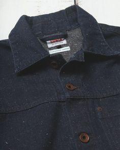 Edwin Ansel Jacket - Blanket Japanese Denim