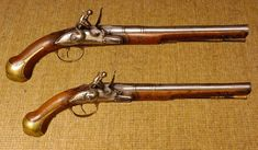 A  nice pair of Dutrch Dragoon pistols ca 1695.