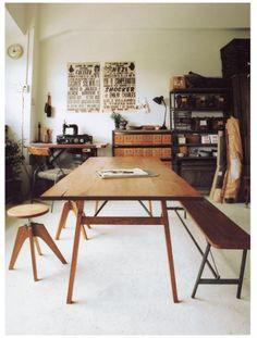 Мастерская, студия, кабинет... Это самое святое место для каждого художника. Для каждого. Кто увлечён творчеством. И не всегда важно. Что это за место... Только ли рабочий стол со стулом, или одиноко стоящий мольберт посреди жилого пространства... Важно другое! Это любимый уголок. Это место, которое заставляет нас даже дышать по-иному... Место, куда мы постоянно стремимся, и где пытаемся понять себя, свой внутренний мир.