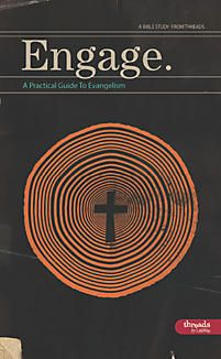 Engage is a small group study that helps you:  Discern the full meaning of the gospel of Jesus Christ Understand why all Christians are called to share the good news Prepare for spiritual attacks against the gospel Have tangible ideas for how to share your faith with those who don't believe in Jesus.