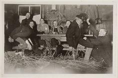 Joululeikit Iitin Myllylässä 1925