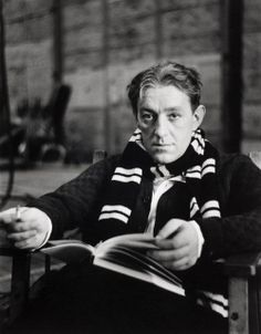 "Alec Guinness at Ealing studios for the movie: ""The Card"", London 1951 -by Alfred Eisenstaedt"