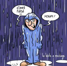 Caricatures, Rain Humor, Singing In The Rain, Illustrations, Fallout Vault, Slogan, Smurfs, Sonic The Hedgehog, Photos