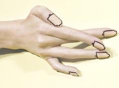Sally Singer: Avant-Garde Nail Art Goddess | Beauty High