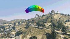 GTA V No Planes Allowed GIF