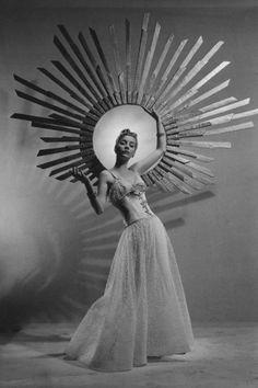 Fashion photo, 1940s