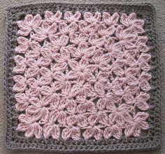 crochet squares free patterns | crochet treble square 400x376 Popular Crochet Pattern: In Treble ...