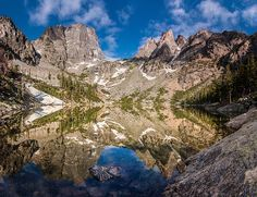 *Colorado* Top 10 Things to do or see in Rocky Mountain National Park (Emerald Lake pictured)