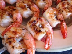 Cajun Grilled Shrimp   Annie's Eats  For us: 2 bags (1 lb) is too little. Buy 4 bags next time. For guest: Buy 8 bags.