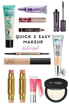 Do you find makeup confusing? Not sure where to start? In this Quick & Easy Makeup tutorial for beginners, I will teach you how to achieve a beautiful every day makeup look that everyone can achieve, Teen Makeup Tutorial, Makeup Tutorial For Beginners, Beginner Makeup, Mascara, Eyeliner, Maybelline, Makeup Tools, Makeup Ideas, Makeup Brushes