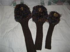 1000+ images about Knitting/Golf Club Covers on Pinterest ...