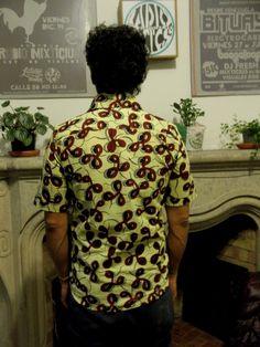 (((Lo que se está gestando en mi taller))) Camisas/Diseños sobre medidas con telas Africanas increíbles!!! 100%originales