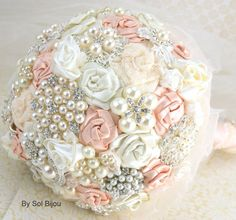 Hey, I found this really awesome Etsy listing at http://www.etsy.com/listing/119297253/brooch-bouquet-pearl-bouquet-bridal