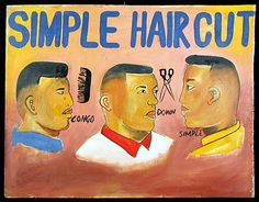 African Barber 4 by johnnyuma, via Flickr