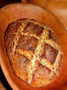 """""""Co w kredensie piszczy"""": Domowy chleb z garnka"""