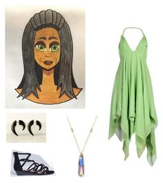 """""""Angelina Sage"""" by roesia on Polyvore featuring art"""